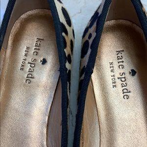 ♠️ new Kate Spade leopard ballet shoes ♠️